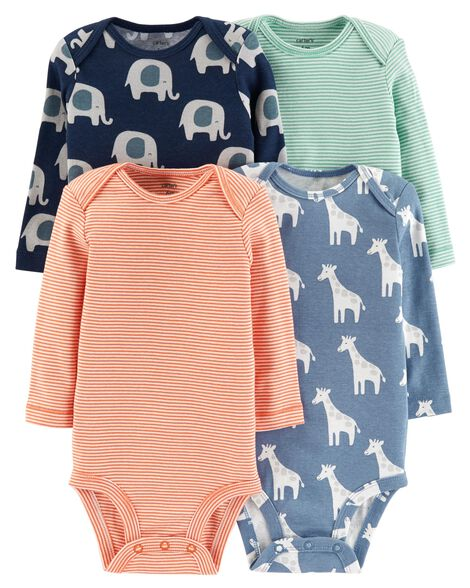 Display product reviews for 4-Pack Animal Original Bodysuits