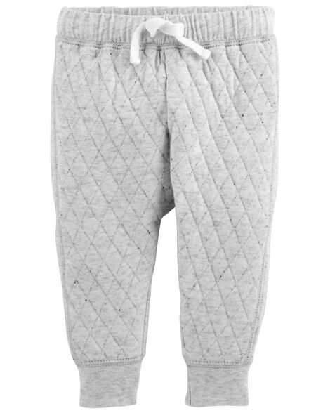Display product reviews for Quilted Joggers