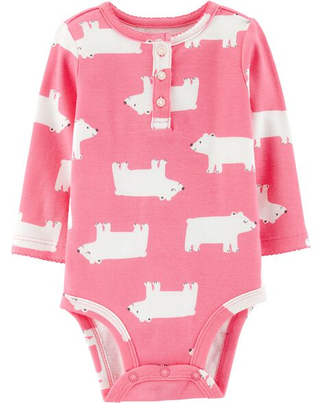 Display product reviews for Polar Bear Collectible Bodysuit