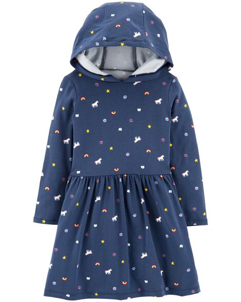 Display product reviews for Hooded Unicorn Dress