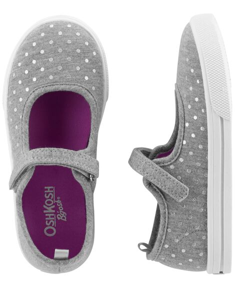 Display product reviews for OshKosh Polka Dot Mary Janes
