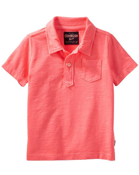 Display product reviews for Neon Jersey Polo