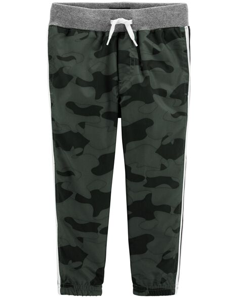 Display product reviews for Active Camo Joggers