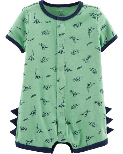 Display product reviews for Dinosaur Snap-Up Romper