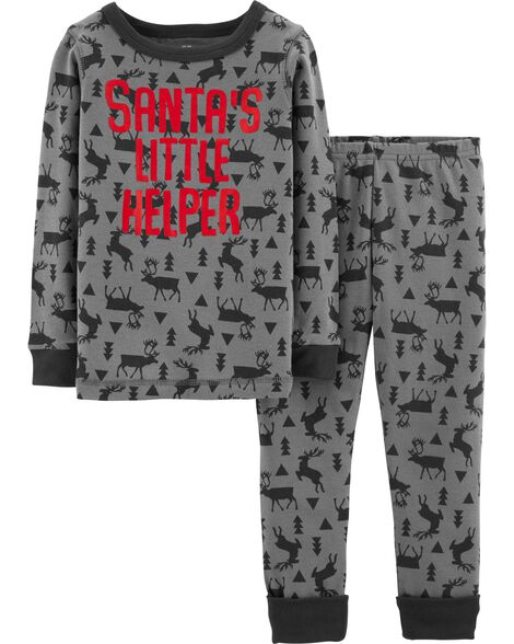Display product reviews for Snug Fit Little Helper Cotton PJs