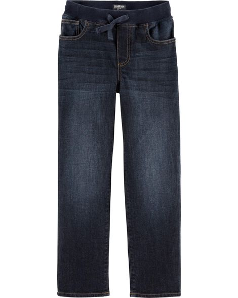 Display product reviews for Pull-On Jeans