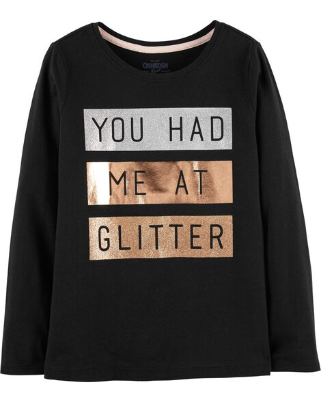 Display product reviews for Glitter Tee