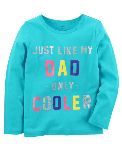Display product reviews for Just Like My Dad Tee
