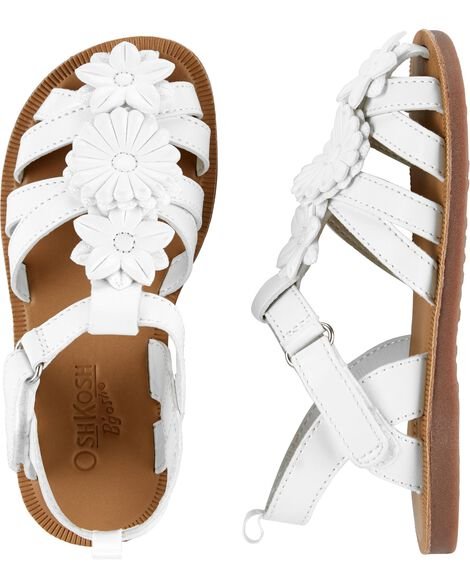 2862a381009d Display product reviews for OshKosh Flower Sandals