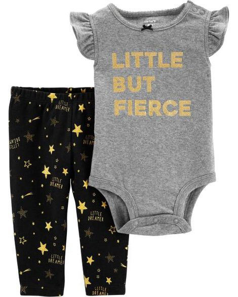Display product reviews for 2-Piece Stars Bodysuit Pant Set