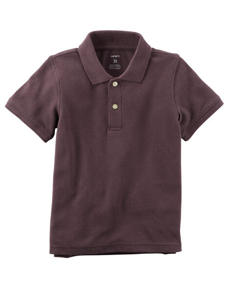 024bd649 Boys' Shirts & Polo Tops (Sizes 4-14) | Carter's | Free Shipping
