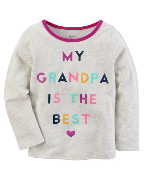 Display product reviews for Everyday Essentials Grandpa Tee