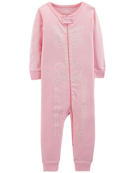 Display product reviews for 1-Piece Skeleton Cotton PJs