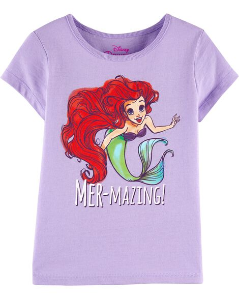 Display product reviews for The Little Mermaid Tee