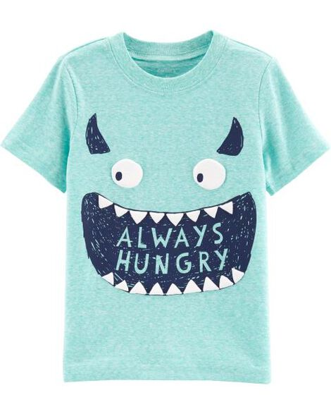 Display product reviews for Always Hungry Snow Yarn Tee