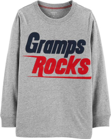 Display product reviews for Gramps Rocks Family Tee