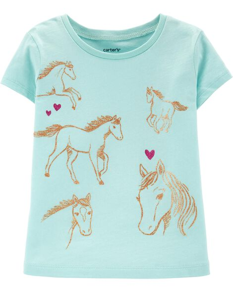 Display product reviews for Horse Jersey Tee