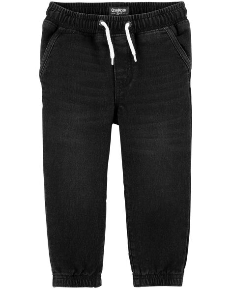 Display product reviews for Knit Denim Joggers