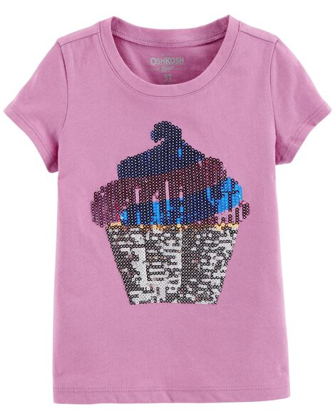 Display product reviews for Sequin Cupcake Tee