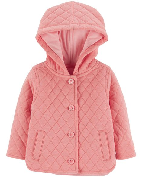 Display product reviews for Quilted Jacket