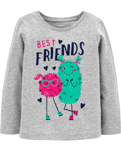 Display product reviews for Best Friend Monster Jersey Tee