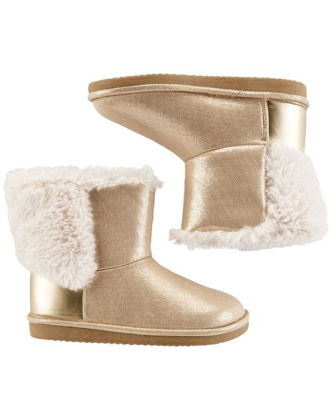 Display product reviews for OshKosh Sherpa Booties