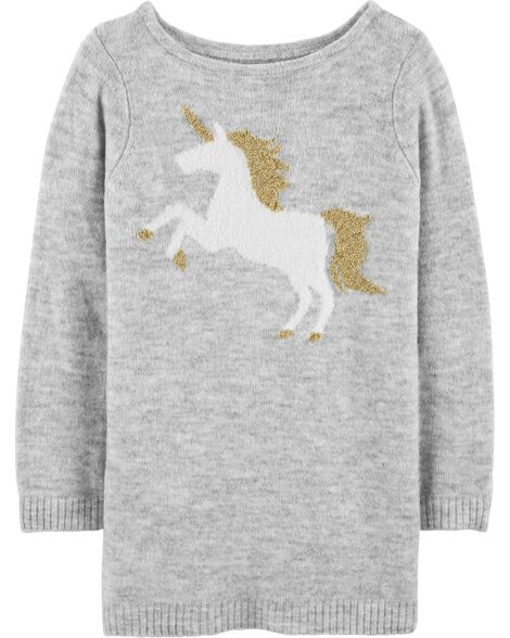 Display product reviews for Glitter Unicorn Sweater
