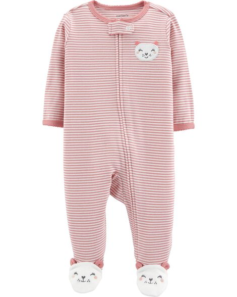 Display product reviews for Mouse Zip-Up Cotton Sleep & Play