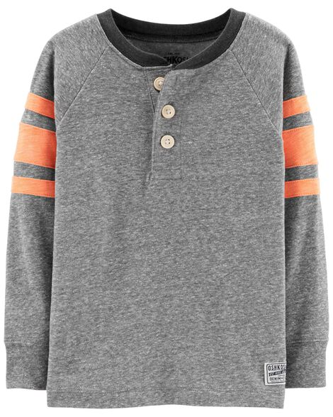 Display product reviews for Varsity Henley