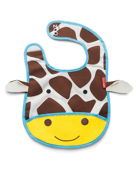 Display product reviews for Zoo Tuck-Away Bib