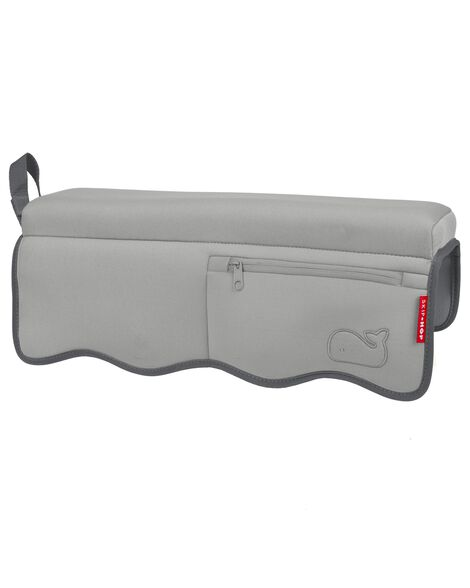 Moby Bathtub Elbow Rest - Grey