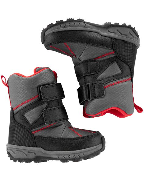 Display product reviews for Carter's Snow Boots