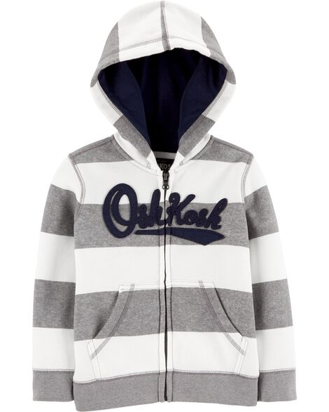 1d53127472f8b Display product reviews for Striped Logo Hoodie