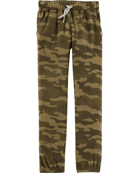 Display product reviews for Camo Pull-On Fleece Sweatpants