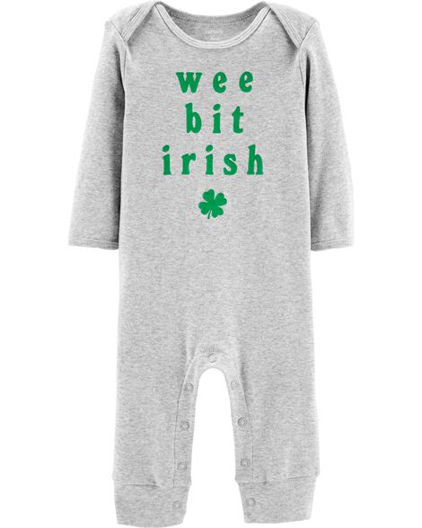 Display product reviews for St. Patrick's Day Jumpsuit
