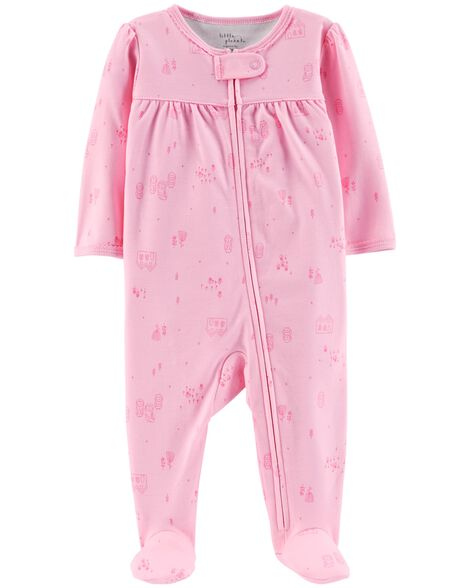 Display product reviews for Certified Organic Cotton Snap-Up Sleep & Play