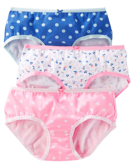 Display product reviews for 3-Pack Stretch Cotton Panties