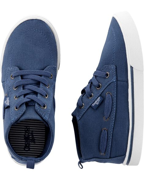 Display product reviews for OshKosh Mid-Top Sneakers