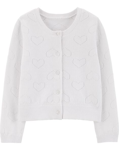 Display product reviews for Heart Cardigan