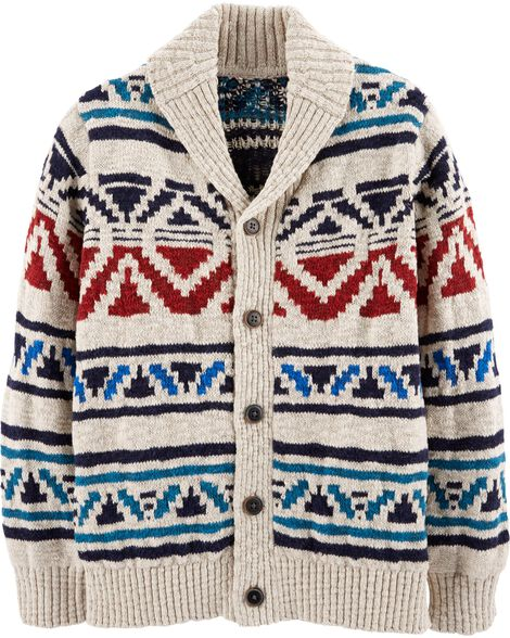 Display product reviews for Aztec Cardigan