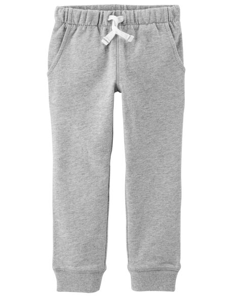 Display product reviews for Pull-On French Terry Joggers