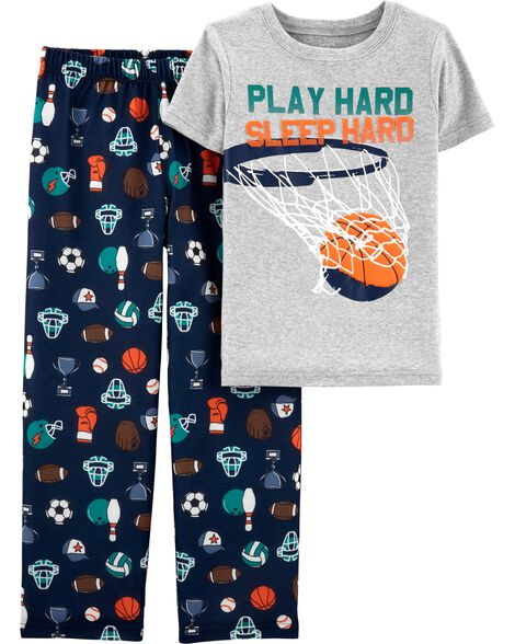 b4f4b368fc Display product reviews for 2-Piece Sports Cotton & Poly PJs
