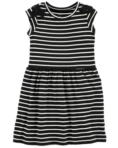 6978763fd4b Display product reviews for Striped Jersey Dress