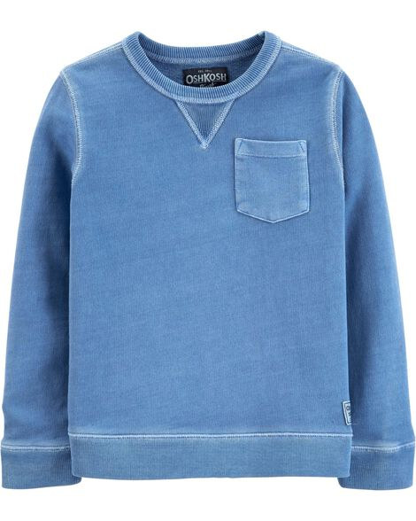 Display product reviews for French Terry Pullover