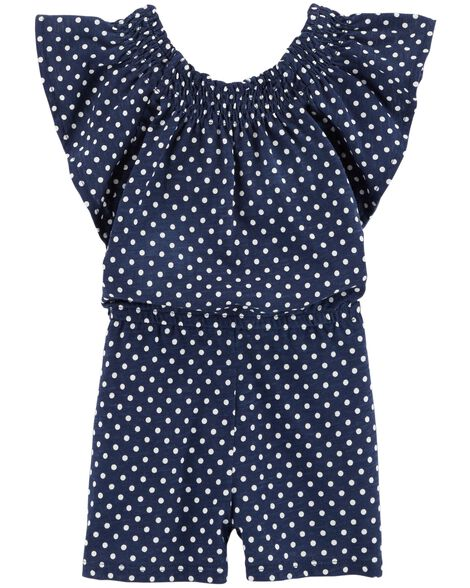 Display product reviews for Polka Dot Romper