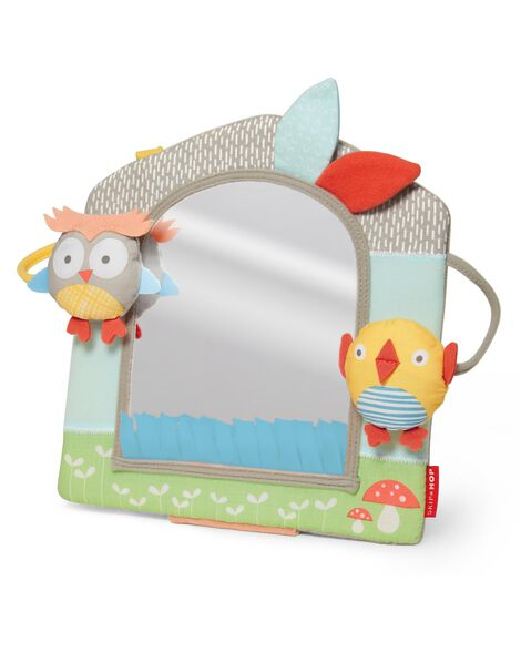 Display product reviews for Treetop Friend Activity Mirror