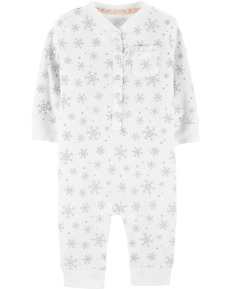Display product reviews for Snowflake Coverall