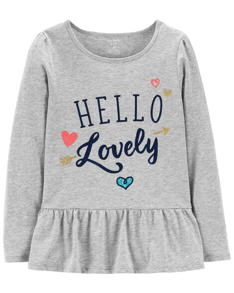 Display Product Reviews For Hello Lovely Matchtastic Top