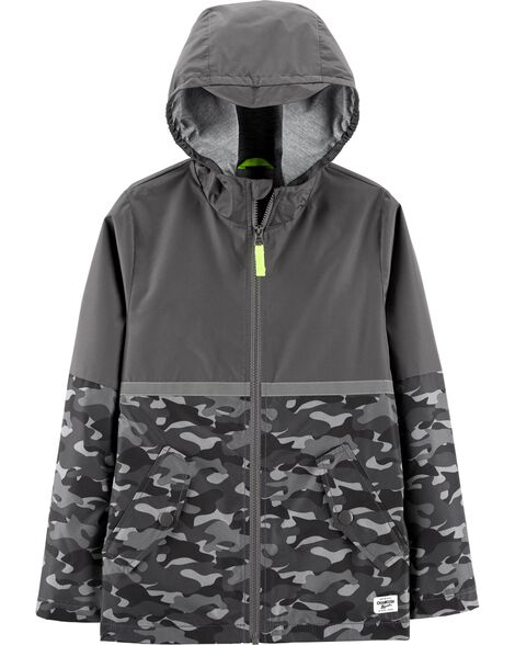 70645ac69 Boys Jackets, Coats & Outerwear | OshKosh | Free Shipping