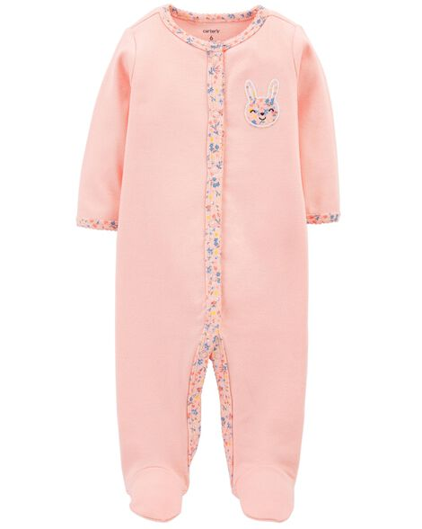 Display product reviews for Bunny Snap-Up Cotton Sleep   Play a3da42c39